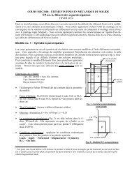 cours mec3400 – éléments finis en mécanique du solide - Moodle