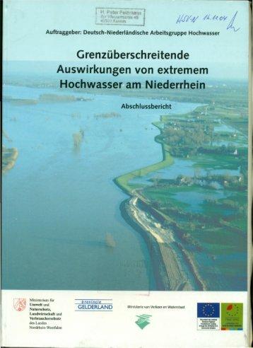 Grenzüberschreitende Auswirkungen von ... - nr-feldmann.de