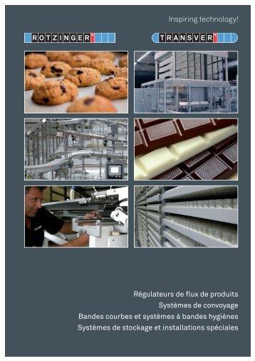 Brochure de la société, PDF 1.8 MB - Rotzinger