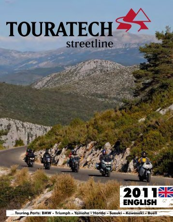 Hauptkatalog 2009 - Touratech Nordic