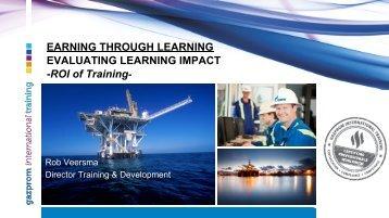 ROI of Training