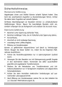 Anleitung - Tams - Page 3