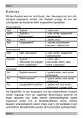 Anleitung - Tams - Page 6