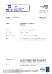 Sommerdal Fire IMO 652 - Gudbrandsdalens Uldvarefabrik as