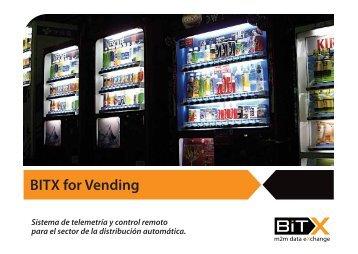BITX for Vending - Hostel Vending