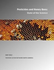 Pesticides and Honey Bees: - Utah Pests