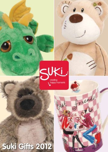 Suki Gifts 2012 - Maj toj
