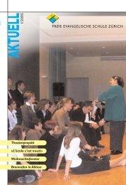 FESZ AKTUELL 1/2005 - Freie Evangelische Schule