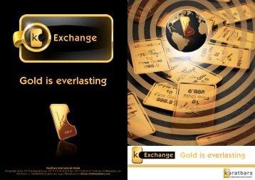 Gold is everlasting - Myhelpinghandup.com myhelpinghandup