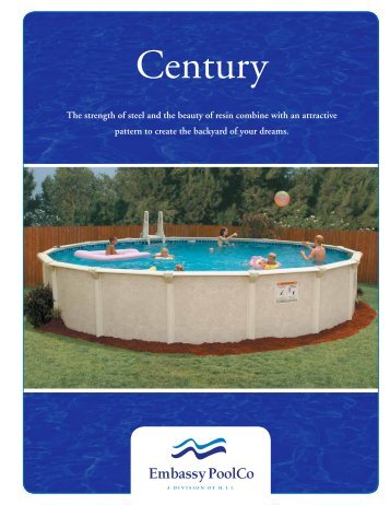 Century - Classic Pool and Spa