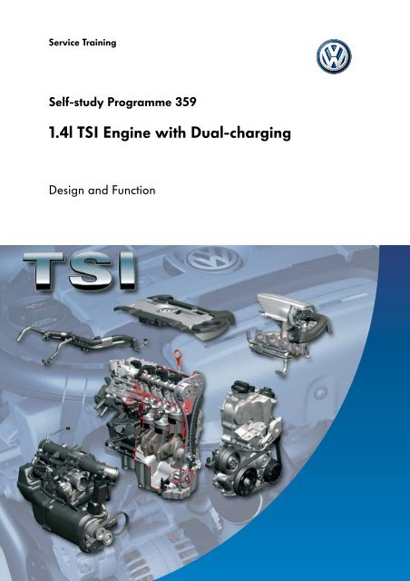 Ssp359 1 4l Tsi Engine With Dual Charging Fichier Pdf