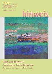 Kids und Internet - Gemeinnützige Treuhandstelle Hamburg e.V.