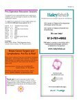 Spring 2010 Newsletter - Breast Cancer Action Ottawa - Page 4