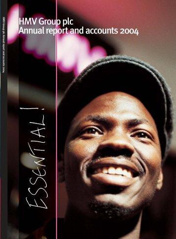 9894 HMV R&A - Cover - HMV.com