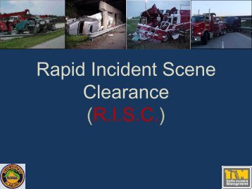 RISC - Traffic Incident Management