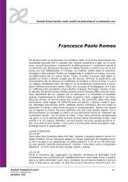 Francesco Paolo Romeo - Amaltea