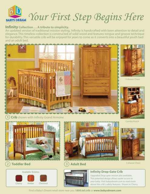 Parity Baby Dreams Furniture Up To, Baby Dreams Furniture