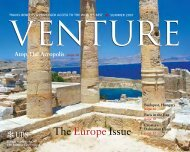 The Europe Issue - Virtuoso