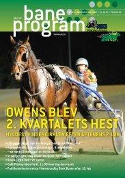 OWENS BLEV 2. KVARTALETS HEST