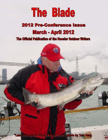 March/April 2012 newsletter (2.4 MB) - Hoosier Outdoor Writers