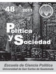 Revista Política y Sociedad Nº 48 - Centro de Documentación ...