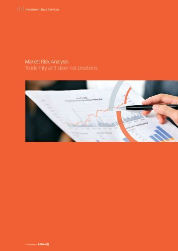 Market Risk Analysis - IDS GmbH - Analysis and Reporting Services