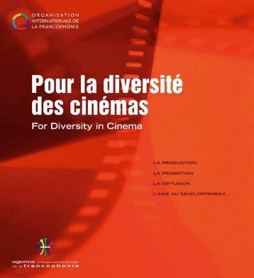 AIF cinéma BROCHURE.indd - Organisation internationale de la ...