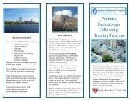 Pediatric Dermatology - Harvard Medical School