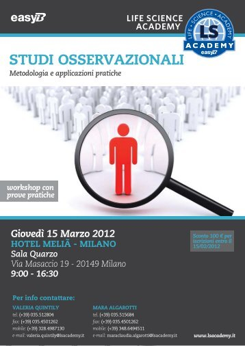 Studi Osservazionali.ai - EPI Forum