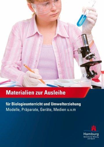 Materialien zur Ausleihe - Transfer-21 Hamburg