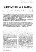 Rudolf Steiner und Buddha - Gemeinnützige Treuhandstelle ... - Seite 5