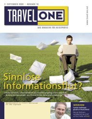 Partner Fliegen - Travel-One