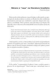 """Gênero e """"raça"""" na literatura brasileira - Grupo de Estudos em ..."""