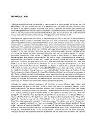 INTRODUCTION - Gareth Evans Ministries