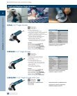 02 grinders Fnl - Bosch Power Tools - Page 4