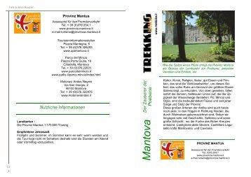 Mantova - La rivista del Trekking