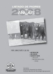 Convenio Asociación Argentina de AnGus Instituto Nacional de ...