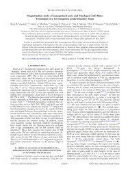 Magnetization study of nanograined pure and Mn-doped ZnO films ...