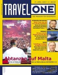 Abtanzen auf Malta Abtanzen auf Malta - Travel-One