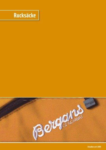 Katalog Rucksäcke - trekkers-point.de