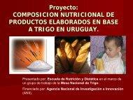 COMPOSICION NUTRICIONAL DE PRODUCTOS ... - Uibaker.org