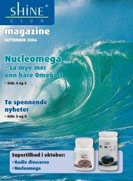 magazine Nucleomega