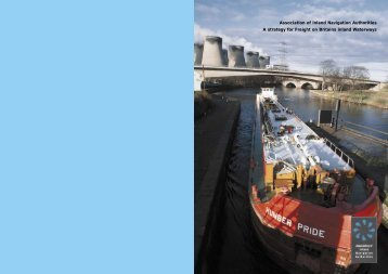 A strategy for freight on Britain's inland waterways, 2001 - AINA