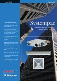Systempac Catalogue - Actionair
