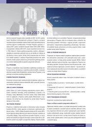 Programi Unije - Europska poduzetnička mreža Hrvatske