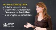x - Wochenschau Verlag