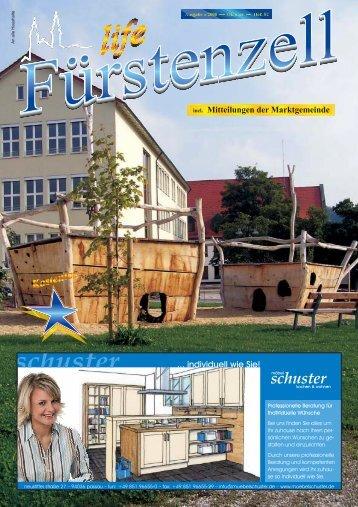 Fürstenzell life - Ausgabe 5/2008 - Fuerstenzell.de
