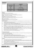 Manual Tracer 60 UK - HPI Racing UK - Page 3