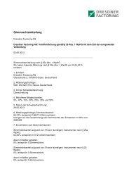 13-06-03 Stimmrechtsmitteilung Werhahn KG - Dresdner Factoring AG