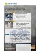 Wateroptimalisering door water+more by BWT - BWT water+more - Page 4
